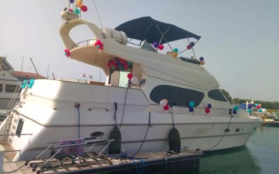 Best Birthday Party Yacht Abu Dhabi