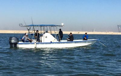 Fishing Boat Rental Abu Dhabi