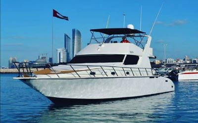 Private Yacht Rental Abu Dhabi